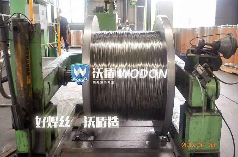 耐磨板堆焊焊丝(多层)