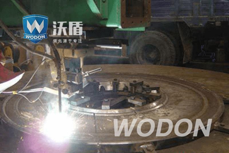 立磨、磨辊、磨盘堆焊修复