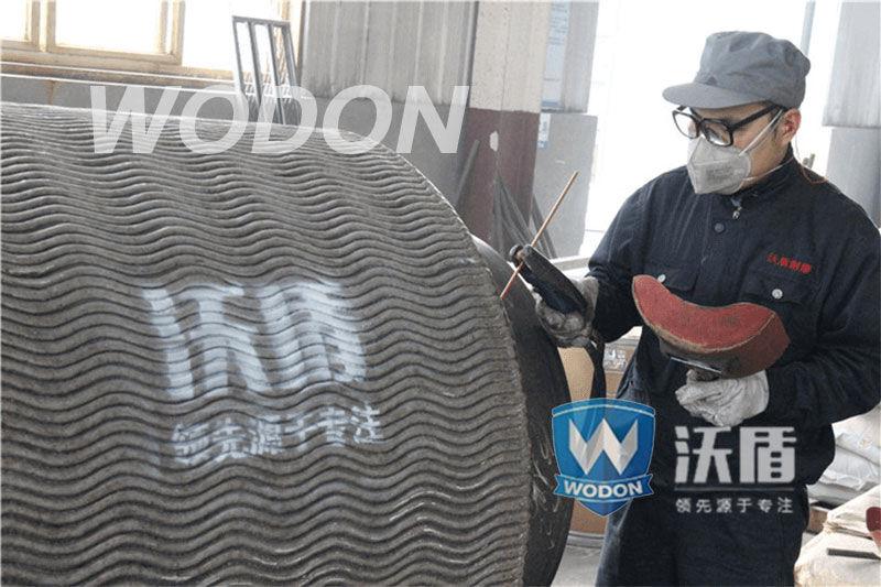 挤压辊修复用焊丝