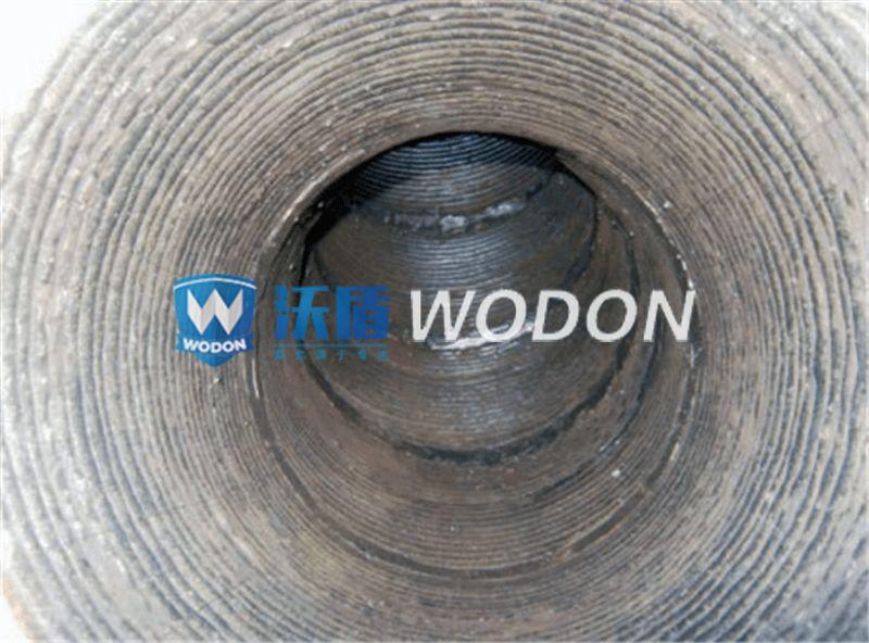 耐磨直管内壁堆焊、耐磨弯头堆焊