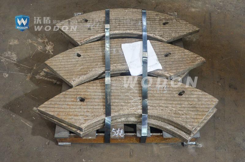 堆焊耐磨钢板如何安装,注意事项有什
