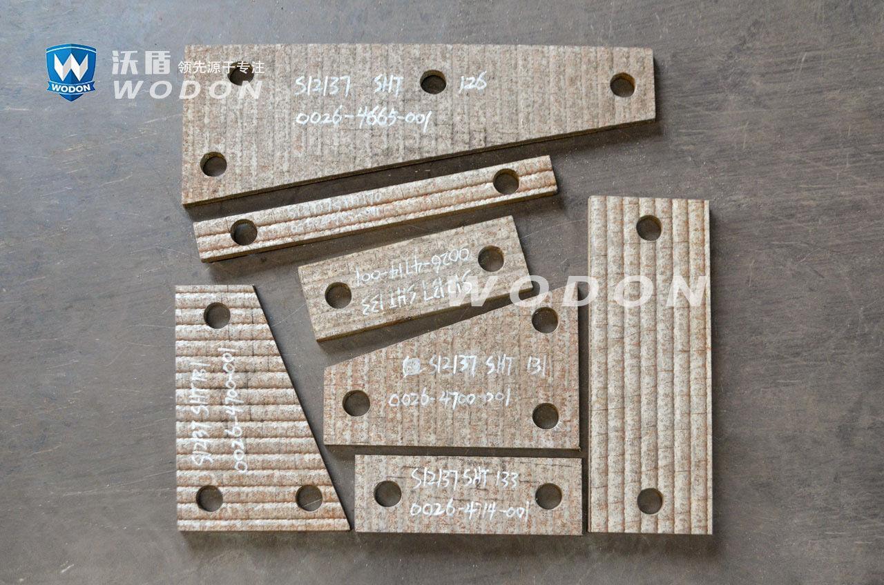 复合耐磨钢板独特的性能特点使其深