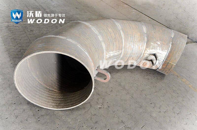 耐磨弯头,耐磨管道,耐磨管件,堆焊耐磨弯头,堆焊耐磨管道